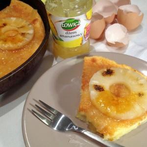 omlet ananas 1