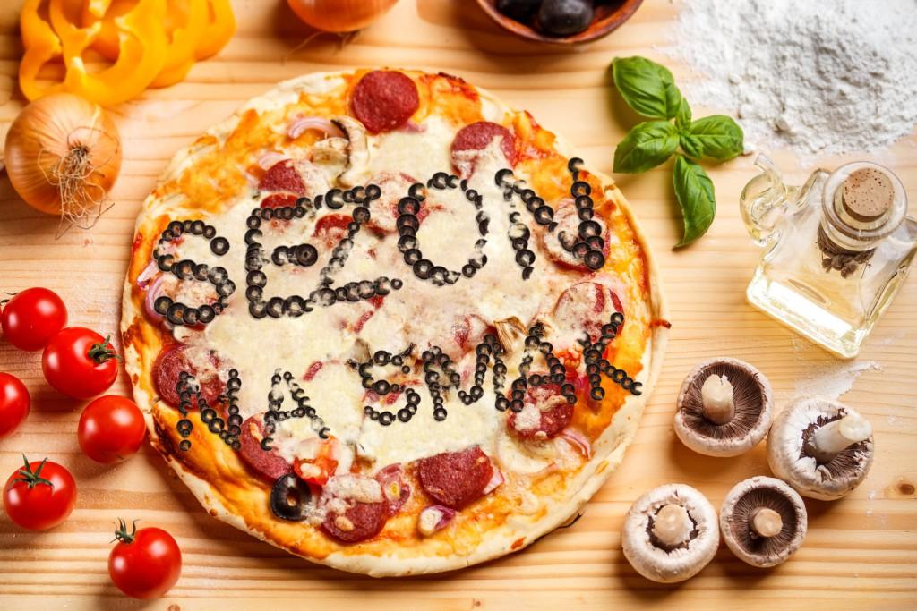 PIZZA sEZON NA SMAK