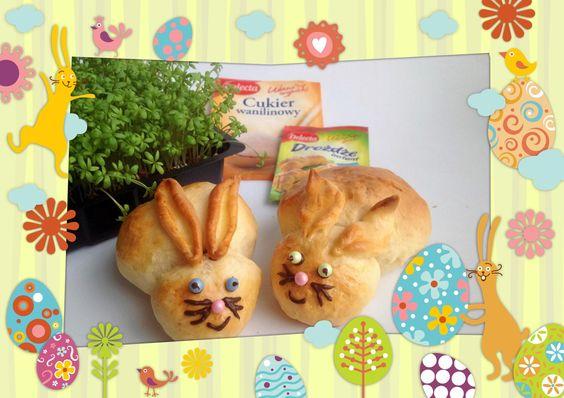 Wielkanocne królikodzianki.